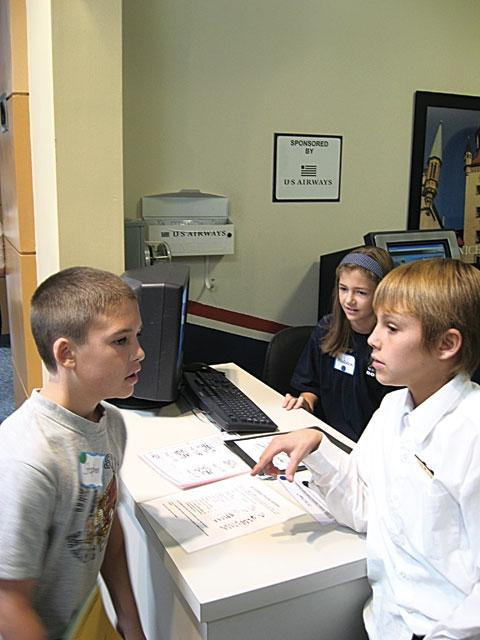 BizTown: Local Students experience the real world