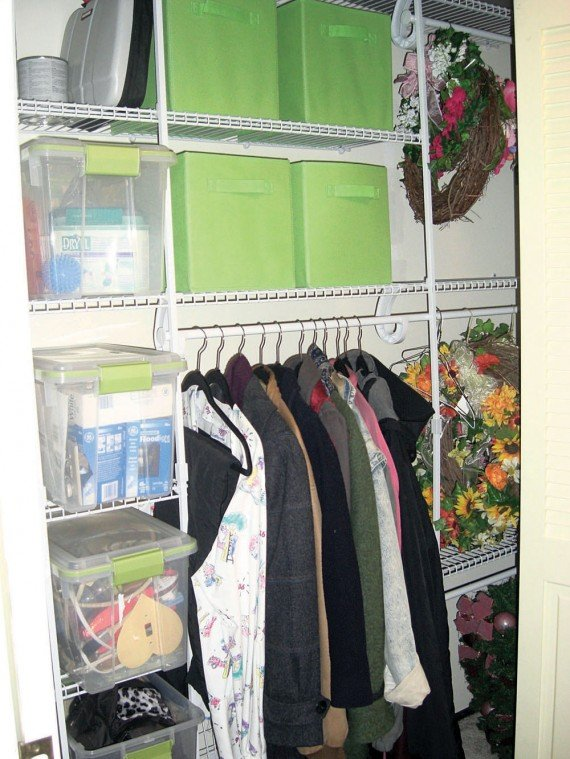 Organization after
