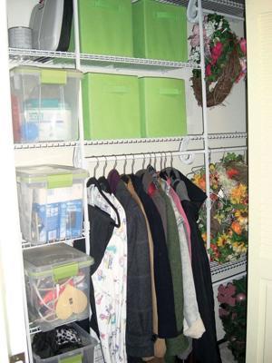 Organization after