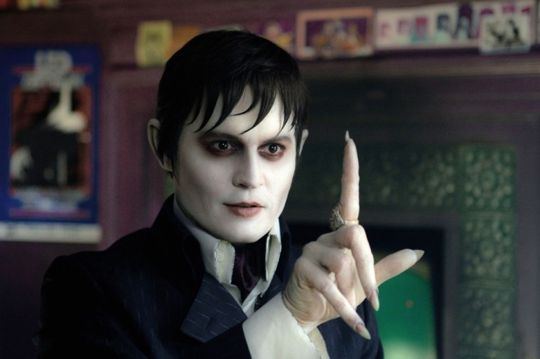 Film Review Dark Shadows