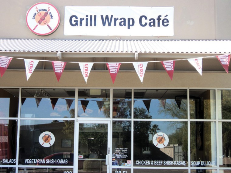 Grill Wrap Cafe closes
