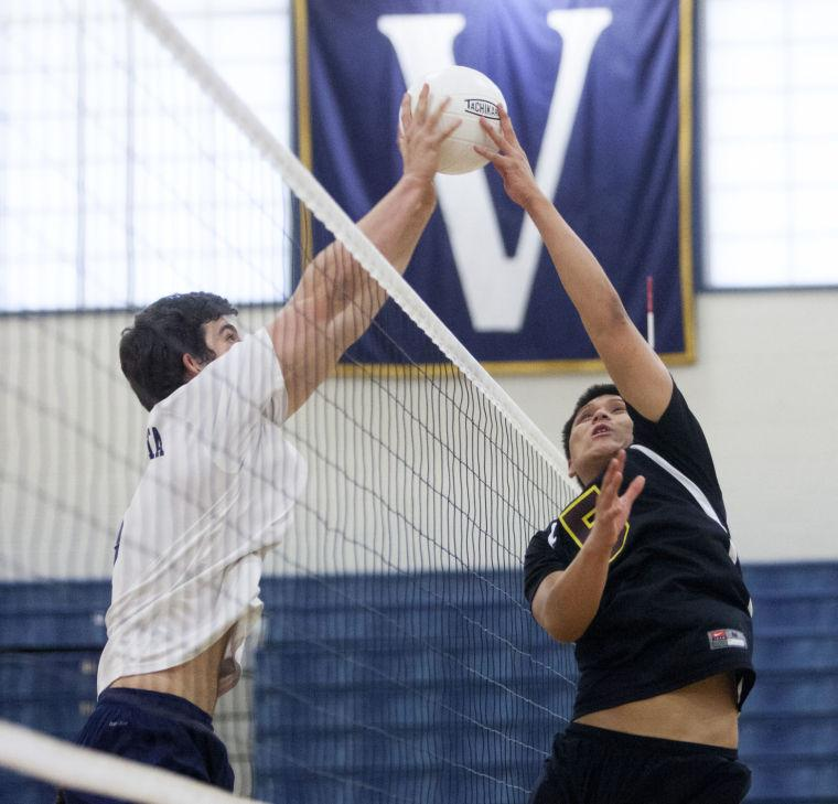 Volleyball: DV vs MP