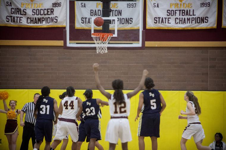 Girls Basketball: MP vs DV