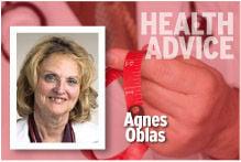 Health Advice Agnes Oblas