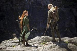 Film Review The Hobbit: The Desolation of Smaug