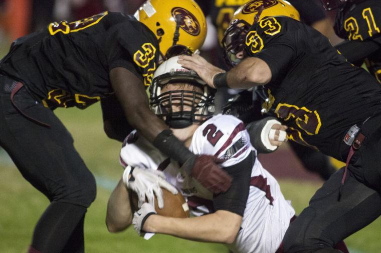 Football: MP vs Boulder Creek