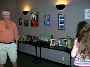 Teen art contest winners announced