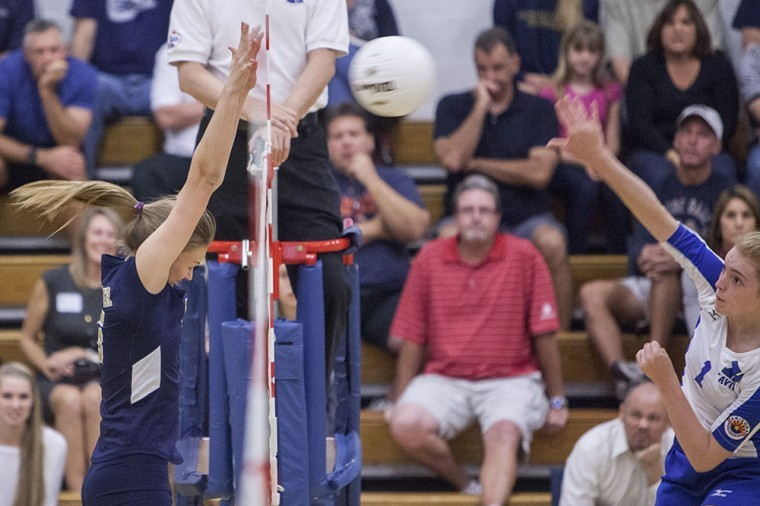 Volleyball: DV vs Xavier