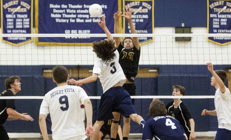 Volleyball: DV vs MP