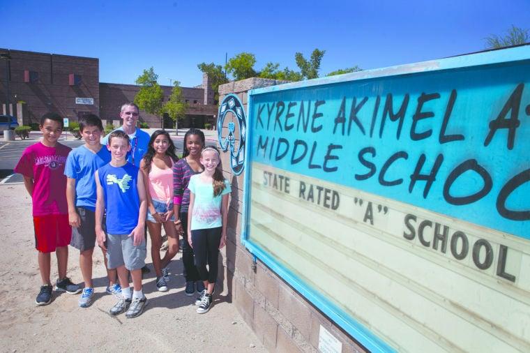 School Highlight: Akimel A-al Middle School