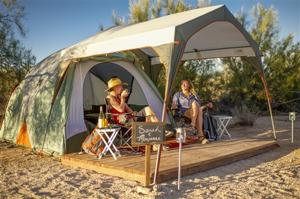Outdoors-Camping for Urbanites