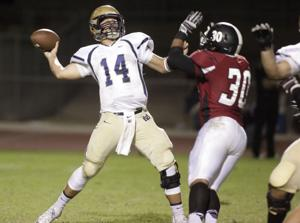 Football: DV vs Boulder Creek