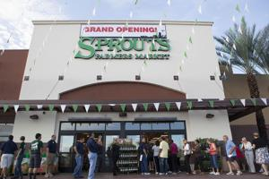 Sprouts Grand Opening
