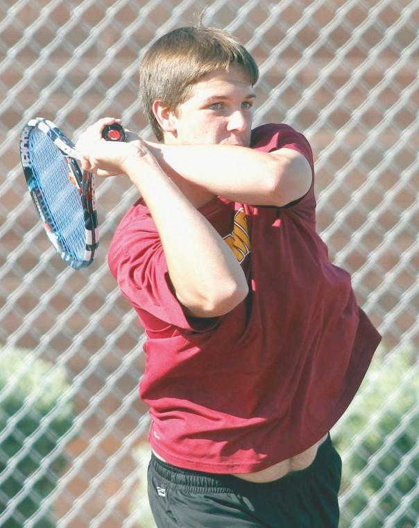Mountain Pointe tennis