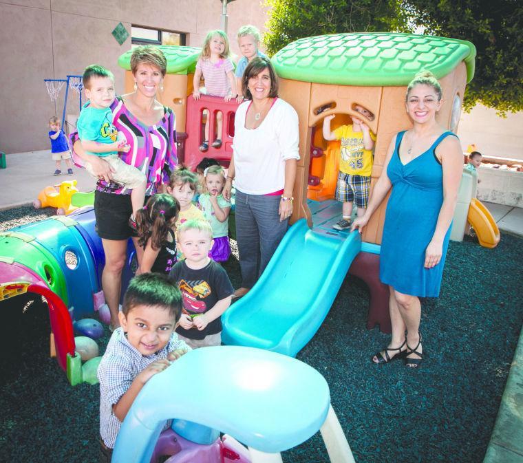 A Step Ahead Preschool and Montessori