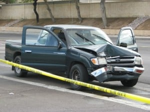 Fatal car collsion