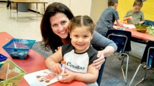 Kyrene de los Cerritos Kids Care club appreciates Ahwatukee's fi