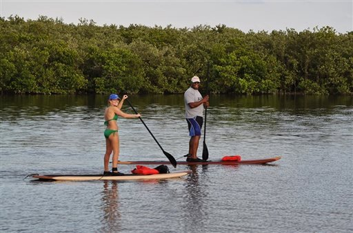 Outdoors-Standup Paddling