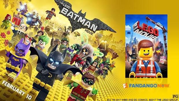 The LEGO Batman Movie opens Friday, February 10