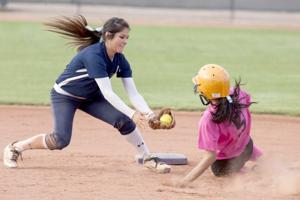 Desert Vista softball