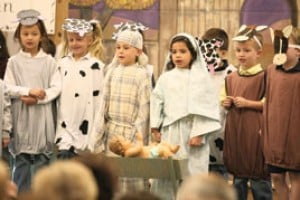 St. John Bosco presents Christmas play