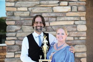 Ron Smith and Pamela Gottlieb