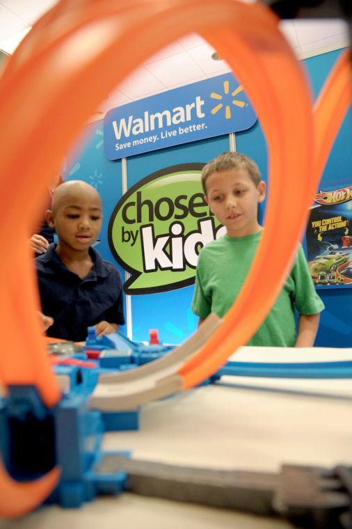 Wal-Mart Stores Holiday Toys