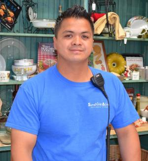 Chris Apodaca