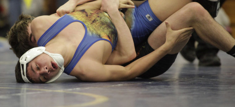 Wrestling: D1 Section 3
