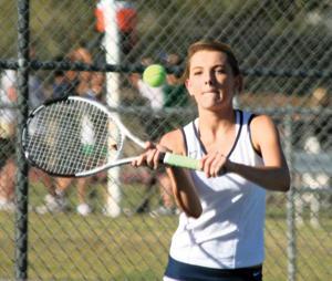 Quaggan takes one for DV girls tennis team