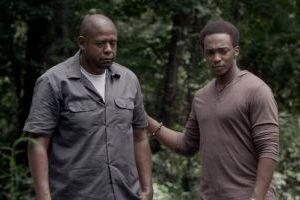Forest Whitaker Anthony Mackie