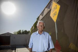 Jim Jochim and the Wall