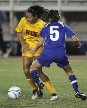 Mountain Pointe girls soccer