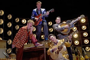 Million Dollar Quartet Tour