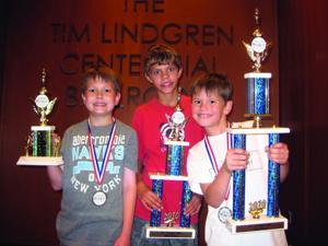 Locals compete in National Chess Championship