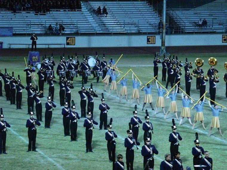 Arizona State Marching Band Championship