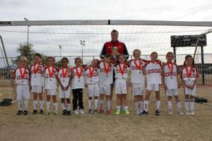 Local soccer teams win titles