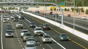 ADOT completes Loop 101 carpool lanes