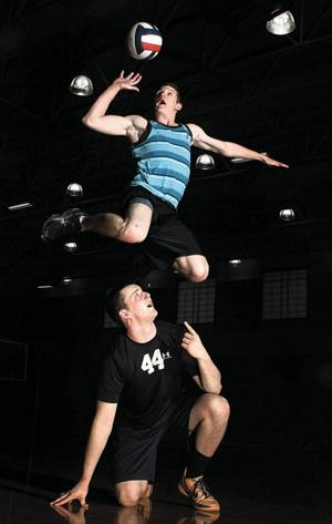 Andrew Gott high jump