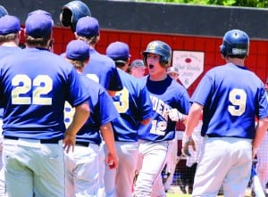 Desert Vista baseball playoffs