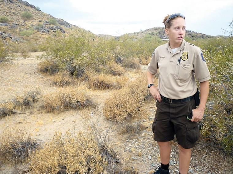 A day in the life of a park ranger