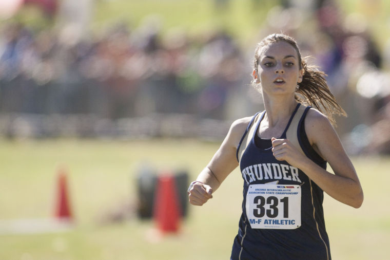 Cross Country: D1 State