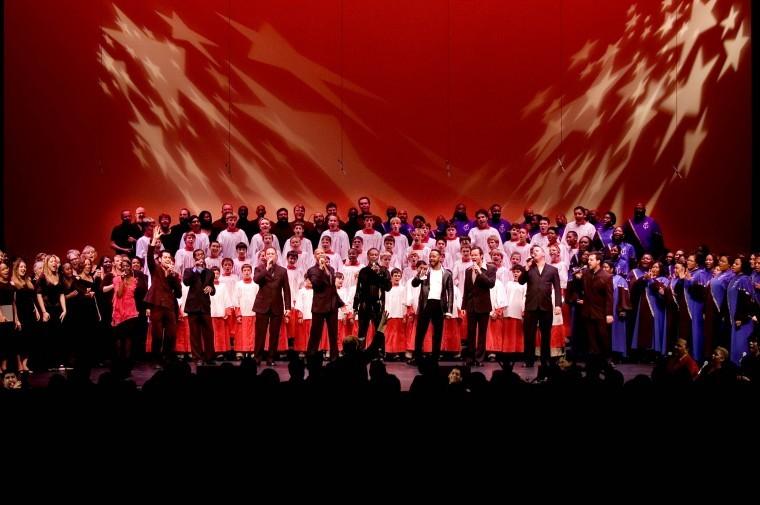 Phoenix Boys Choir perform