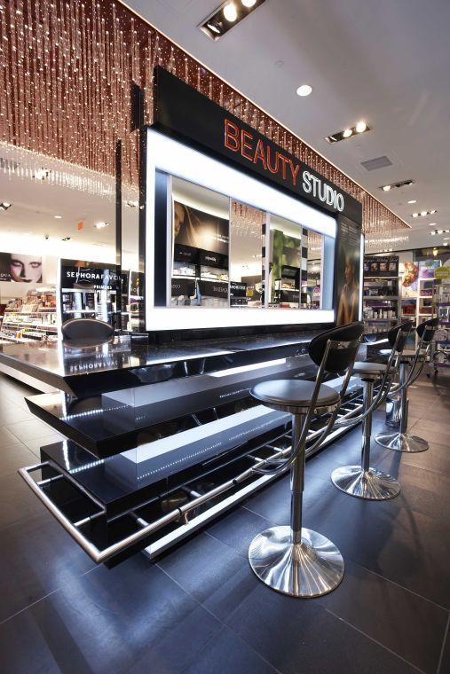 Sephora inside JC Penney