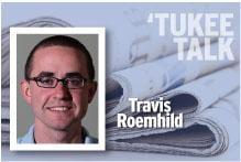 Tukee Talk Travis Roemhild