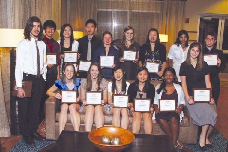 DV National Merit Semifinalists