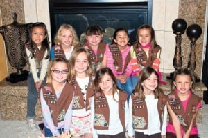 Brownies send cookies to soldiers, thanks to community