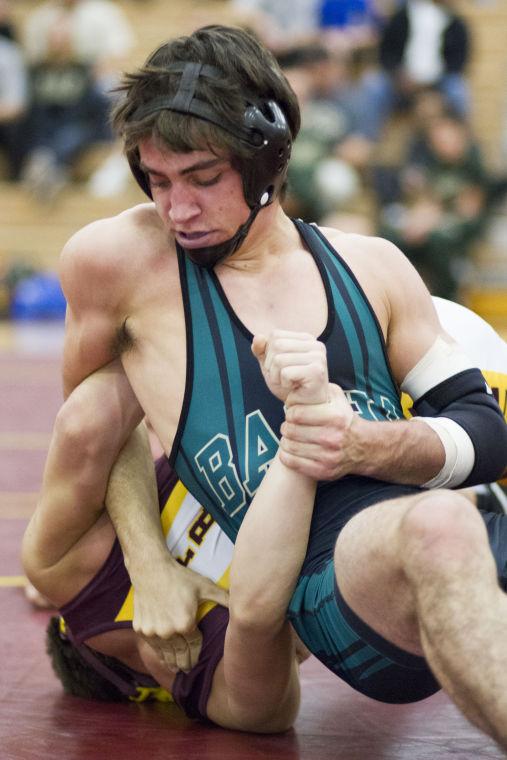 Photos: Wrestling Basha Vs Mountain Pointe