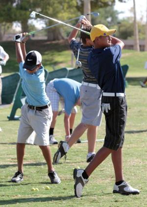 Mountain Pointe golf