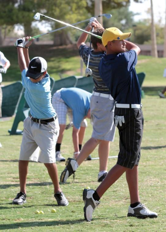 Mountain Pointe golf